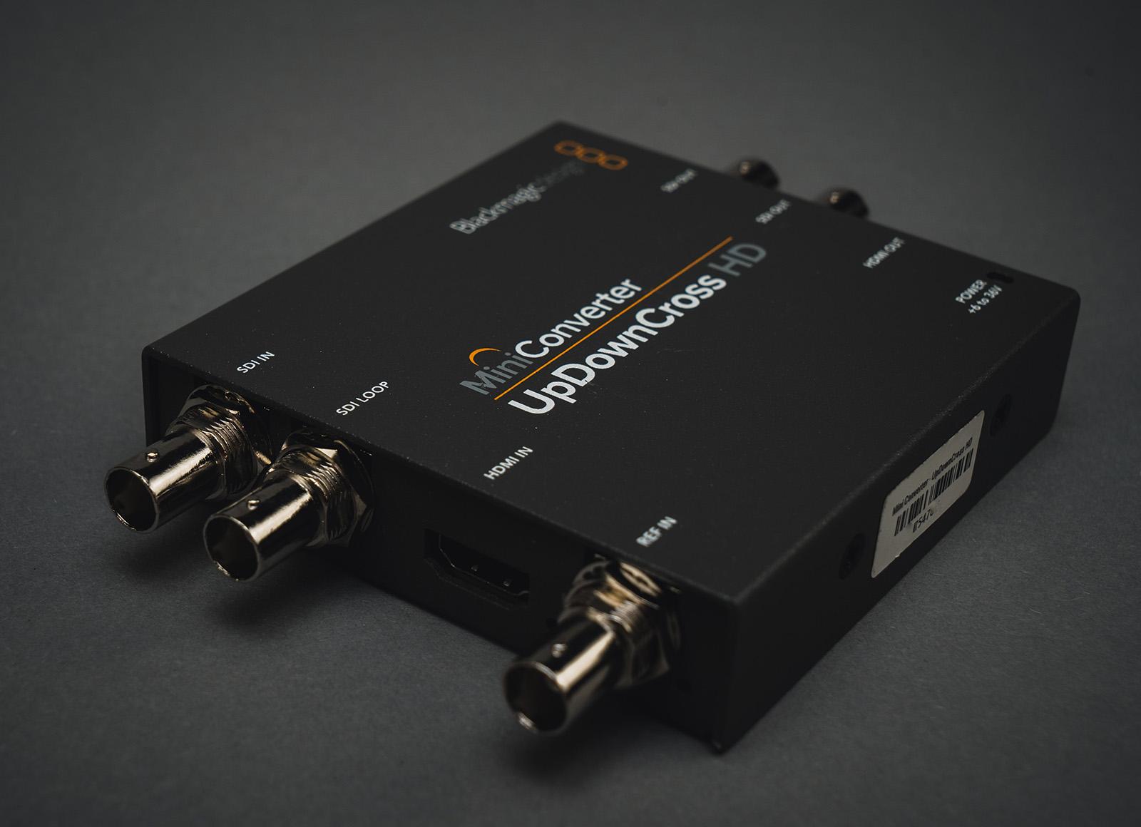 ¿Qué es una conexión 12G-SDI?