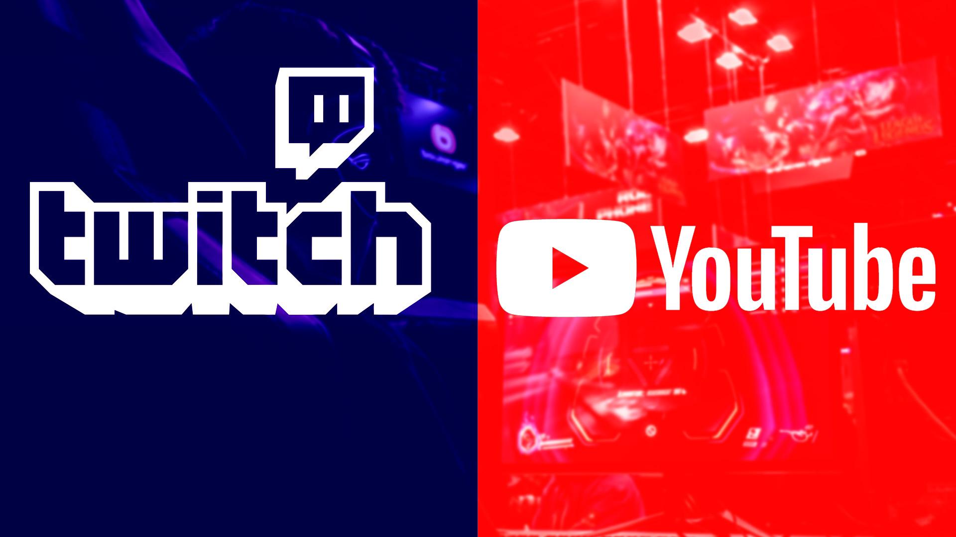¿Verdaderamente está Twitch desbancando a YouTube gracias al streaming de videojuegos?