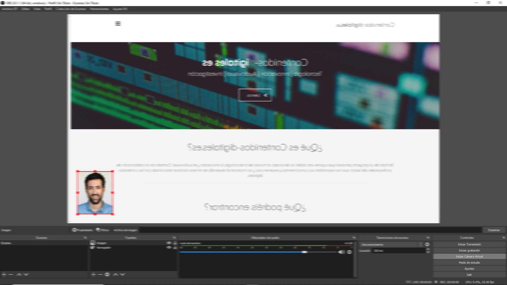 #TUITORIAL | ¿Cómo usar la Cámara Virtual de OBS Studio?